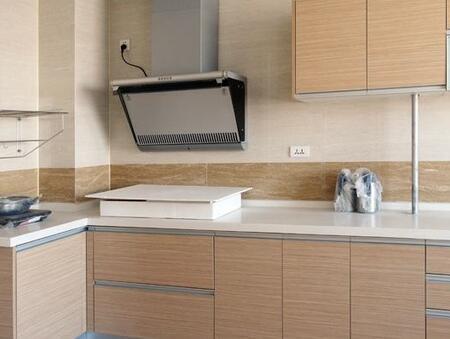 end kitchen cabinet island designs with seating 整体厨柜什么材质好整体厨柜安装验收 房天下装修知识 通常来讲 手艺制造或半机械化制造的商质量量不稳定 全主动化的专业流水线出产可确保橱柜的质量 抽屉的滑轨尽管是很小的细节 也是影响橱柜质量的首要有些 由于假设