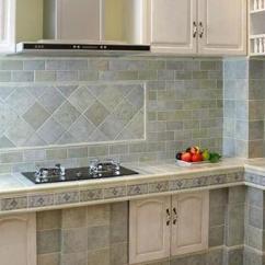 Wall Tile Kitchen Washable Rugs For 厨房墙砖一般贴多高 厨房墙砖怎么搭配 房天下装修知识