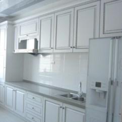 Off White Kitchen Cabinets Unfinished Base With Drawers 白色橱柜配什么颜色门 橱柜颜色搭配的技巧 房天下装修知识 白色厨柜