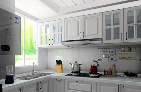 off white kitchen cabinets canac for sale 白色橱柜搭配什么颜色台面 白色橱柜的保养方法 房天下装修知识 白色厨柜