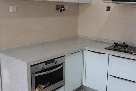 kitchen countertops quartz cabinet refinishing kit 厨房台面石英石和不锈钢哪个好 厨房台面选择什么材质比较好 房天下