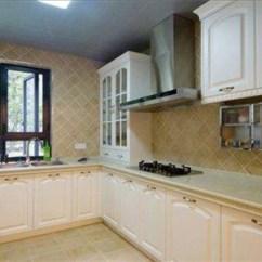 Paint Kitchen Cabinets White Vintage Sinks 白色墙砖配什么颜色橱柜 白色橱柜搭配什么样的瓷砖 房天下装修知识
