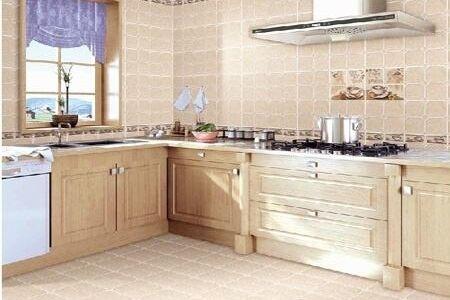 cork floor kitchen stands 厨房用什么地板好 厨房地板怎么保养 房天下装修知识