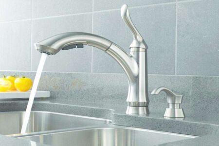 kitchen taps islands for 厨房水龙头用哪种好 厨房水龙头什么牌子的好 房天下装修知识