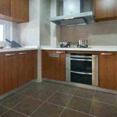 Flooring Kitchen Sink Black 厨房地板砖尺寸 厨房地板砖怎么选择 房天下装修知识