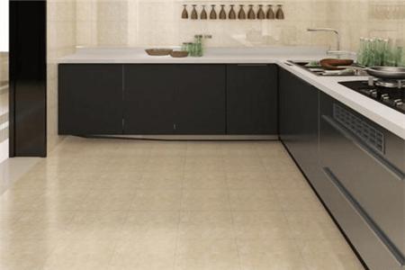 kitchen floor covering counter stools 厨房地板怎么选 厨房地板选购注意事项 房天下装修知识