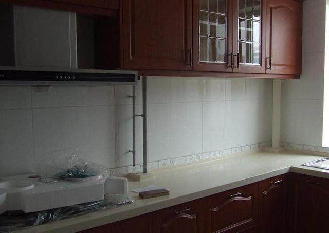 repaint kitchen cabinets step stool 厨房装修先装橱柜还是抽油烟机 我家弄错了 真想砸了重装 房天下 真