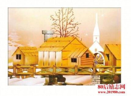 蓋房子的故事。生活是自己創造的 - 心靈的港灣