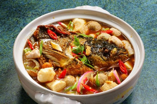 砂鍋魚頭 | 唐韻 | 希望之聲 | 美食 | 希望之聲