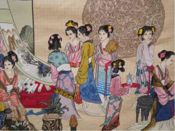 紅樓夢:十二金釵與花 ,花即美人,美人如花,大觀園,既是女兒國,又是百花園 - 中國禁聞網