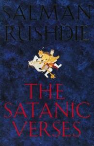 《撒旦詩篇》首版封面 (出版公司/維基百科)