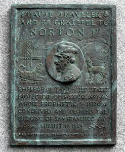 感念諾頓一世下旨建橋的紀念碑 (Nagle /en.wikipedia)