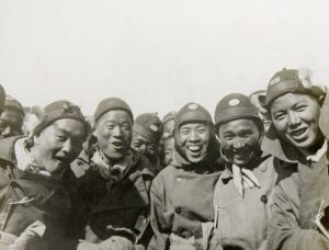 一战时的中国劳工 (Folkestone Museum/Twitter)