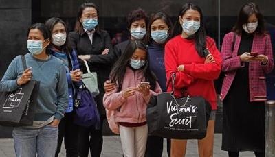新加坡今(14)日再添9例确诊病例,累计目前已确诊67例。(图/美联社)