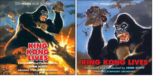 King Kong Lives Soundtrack details  SoundtrackCollectorcom