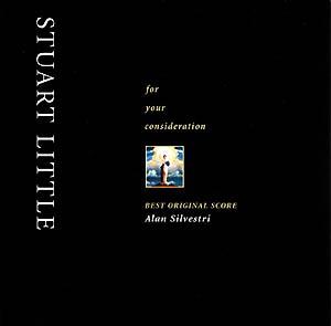 Stuart Little Soundtrack Details
