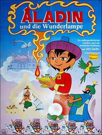Aladdin Et La Lampe Magique : aladdin, lampe, magique, Aladin, Lampe, Merveilleuse-, Soundtrack, Details, SoundtrackCollector.com