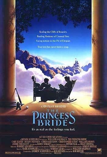 Princess Bride The Soundtrack Details