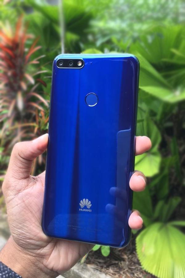 مواصفات و سعر هاتف Huawei Y7 Prime 2018 داخل مصر صوت الأمة
