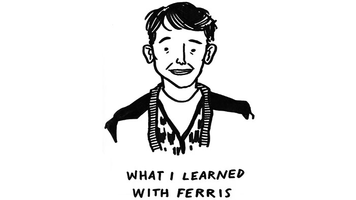 SparkLife » What I Learned from Ferris Bueller's Day Off