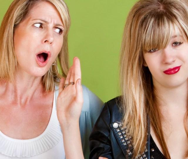 Moms Vs Teens A Lexicon Of Misunderstanding