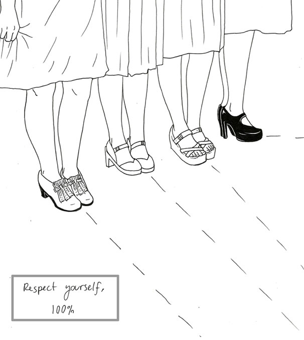 SparkLife » An Illustrated Guide to Self-Love
