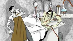 Sparknotes Frankenstein Chapter 6