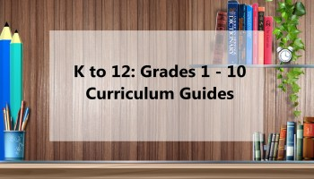 K to 12: Senior High School (Grade 11 and 12) Curriculum