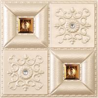 Decorative False Wall Panel Designs 3d Pu Leather Wall ...