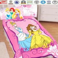 OEM brand Disney Princess bedding sheet sets for girls