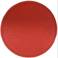 leather coasters for drinks ICO-02 Images - 16830452