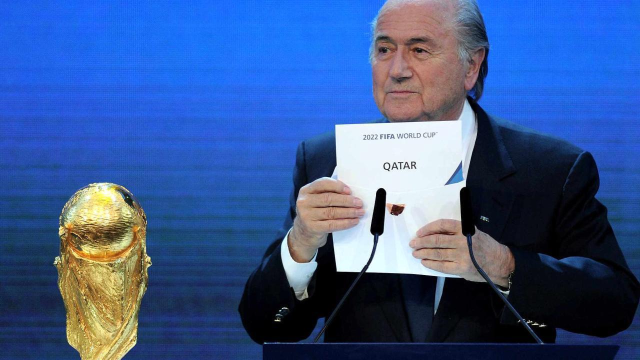 Avis aux fans de football, ils peuvent dès à présent se préparer à soutenir leur équipe favorite pendant la coupe du monde de la fifa qatar 2022. Coupe du Monde 2022: le Qatar est prêt à jouer l'hiver