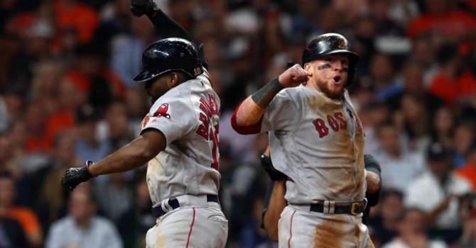 美聯冠軍戰百勝雄師。紅襪與太空人的第四戰回顧 - MLB - 棒球 | 運動視界 Sports Vision