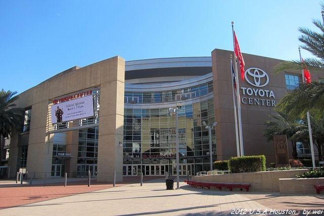 NBA主場介紹- 火箭主場Toyota Center - NBA - 籃球 | 運動視界 Sports Vision