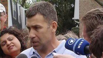 Ruslan Tsarni, oncle des frères Dzhokhar et Tamerlan Tsarnaev.