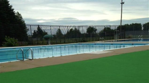 La dernire piscine publique extrieure  Moncton ferme  ICI RadioCanadaca