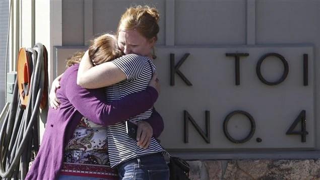 10 morts dans une fusillade en Oregon