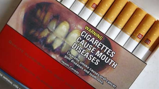 Image result for canadian cigarette packages