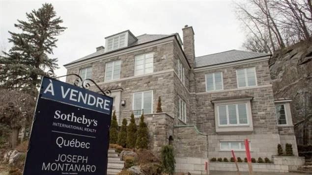 今年蒙特利尔豪宅市场在加拿大一枝独秀