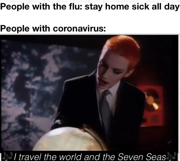 14+ Coronavirus Memes That People Are Sharing To Deal With The ...