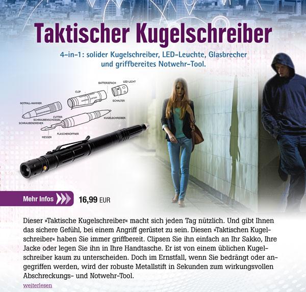 Kopp Tactical Pen