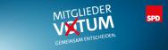 Mitgliedervotum - Gemeinsam entscheiden.
