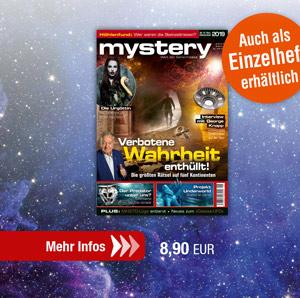 mystery Ausgabe Nr.6 November/Dezember 2019