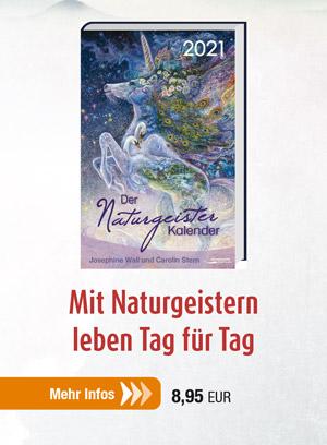 Der Naturgeister-Kalender 2021