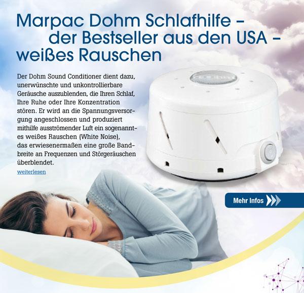 Marpac Dohm Schlafhilfe
