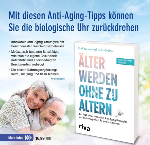 Älter werden ohne zu altern