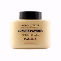 Makeup Revolution Luxury Powder Banana