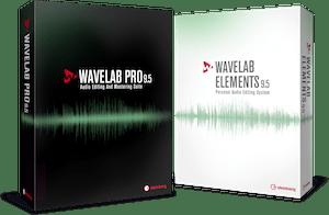 WaveLab Pro 9.5 & WaveLab Elements 9.5