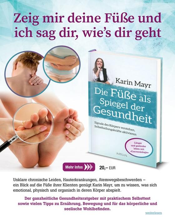 Die Füße als Spiegel der Gesundheit