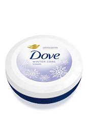 "Dove ""Winterpflege"" Pflegecreme"